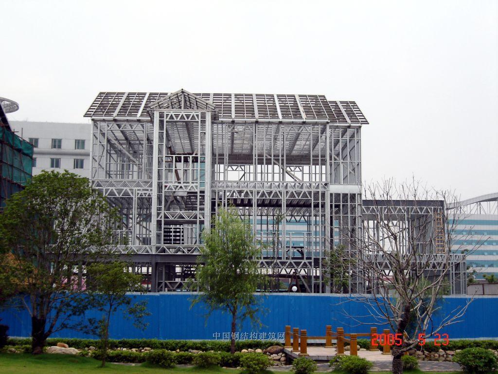 钢结构建筑凸显优越 成为我国建筑未来趋势